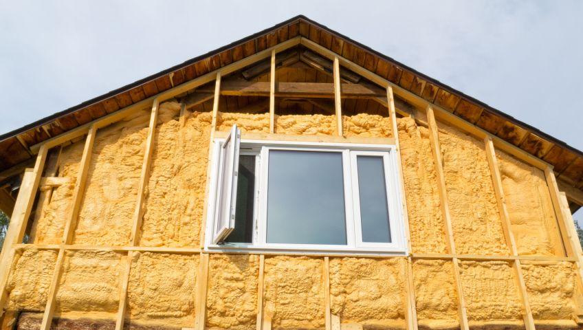 Виды теплоизоляции стен частного дома