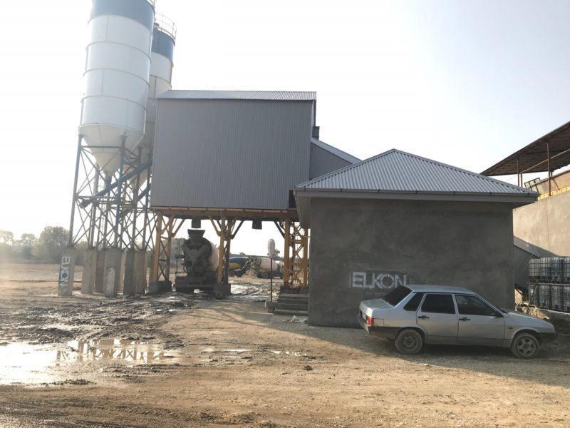 Бетонный завод Elkon 120