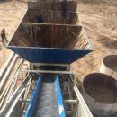 Сборка бетонного завода Elkon