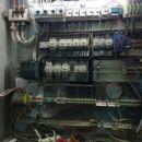 Старый шкаф автоматики