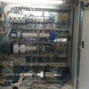 Шкаф автоматики после модернизации